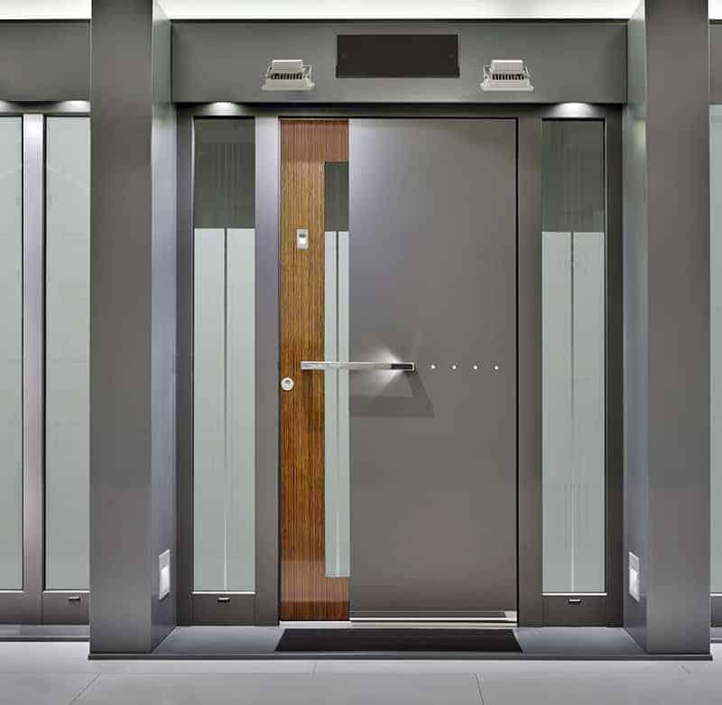 Drzwi przeciwpożarowe cena