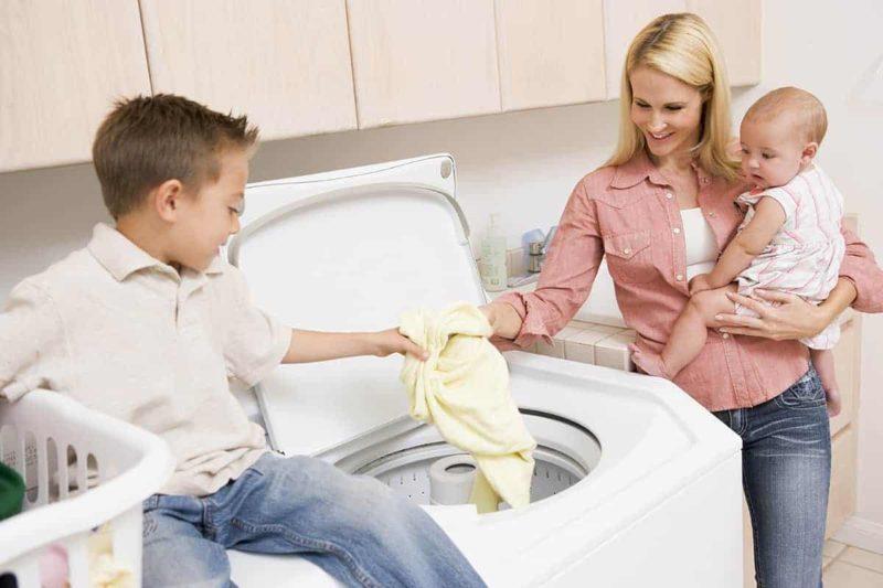 pralnia w domu 800x533 - Pralnia w domu: gdzie zlokalizować i jak urządzić pralnię z suszarnią?