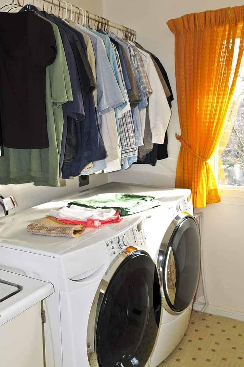Suszarka na pranie elektryczna