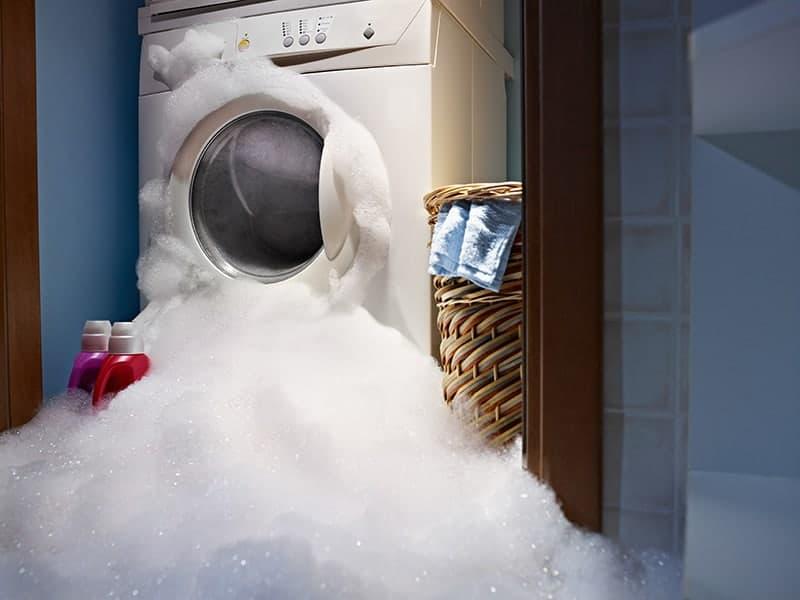 Co zrobić, gdy pralka nie działa?