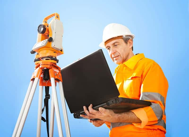 Narzędzia pracy geodety