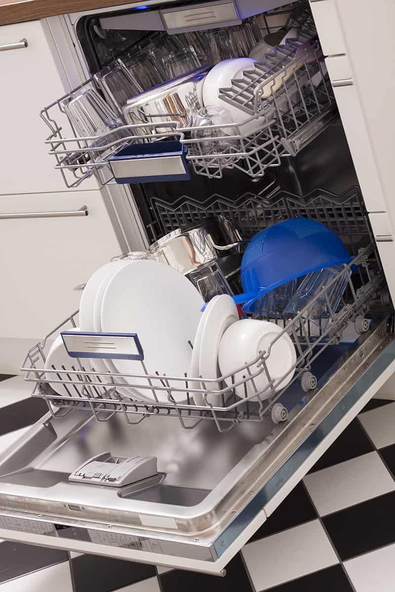 Zmywanie w zmywarce a oszczędność wody