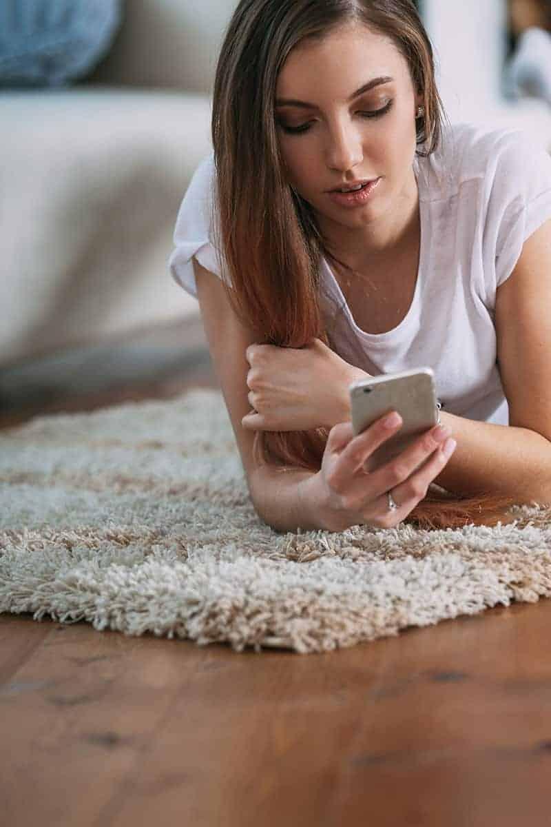 Gdzie położyć dywan?