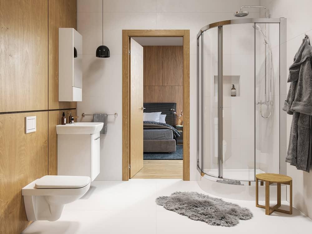 Jaki prysznic do małej łazienki?