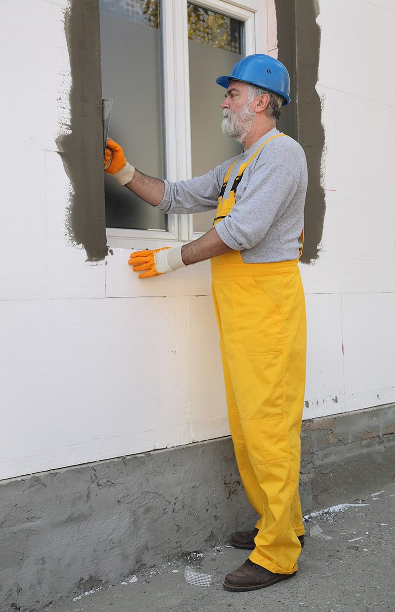 Ciepły montaż okien krok po kroku