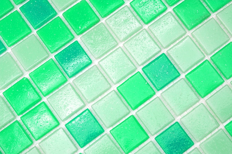 Rodzaje mozaiki