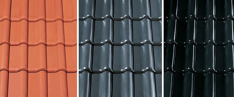 Powierzchnie na dachówkach ceramicznych - Powierzchnie na dachówkach ceramicznych