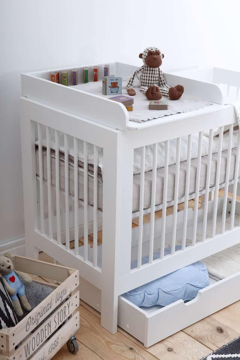 03.2020 - Jak zaaranżować pokój niemowlaka, aby był ładny i funkcjonalny?