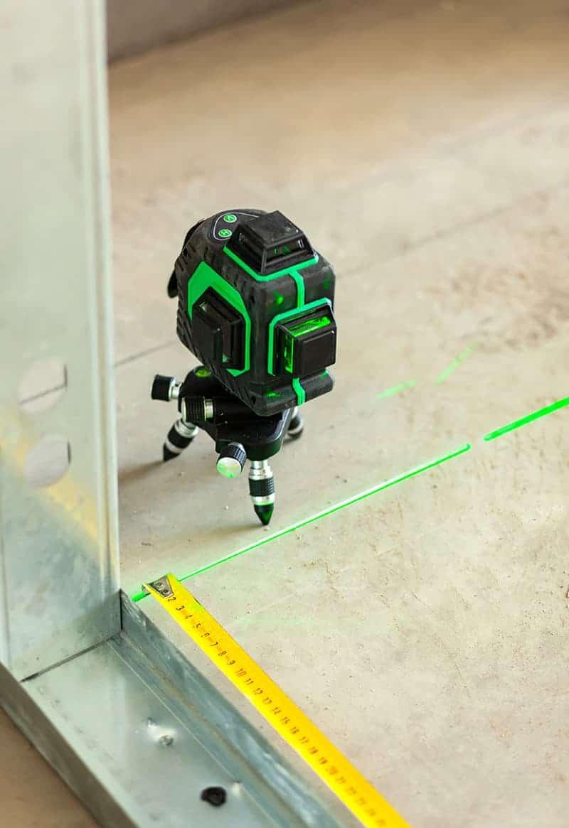 Rodzaje poziomic laserowych