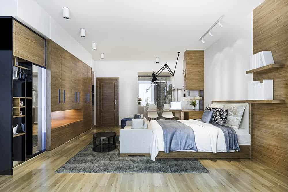 Maksymalne wykorzystanie przestrzeni w pomieszczeniu