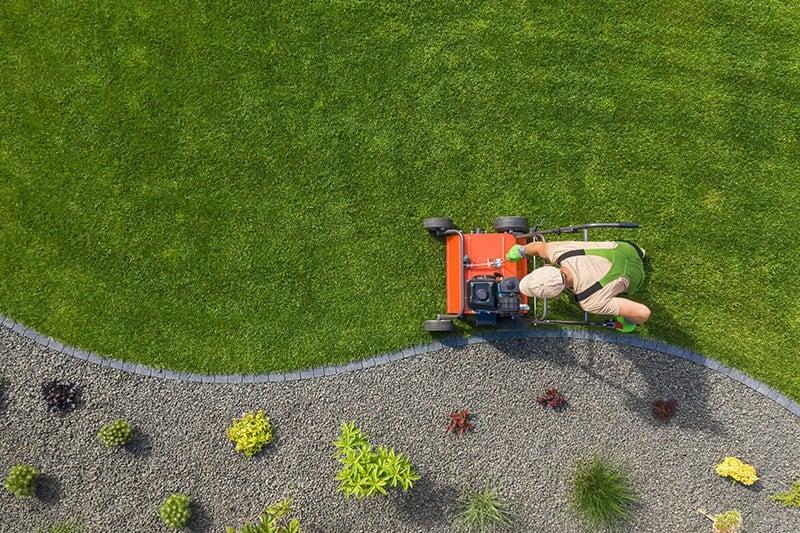 Co brać pod uwagę planując obrzeże trawnikowe w ogrodzie?