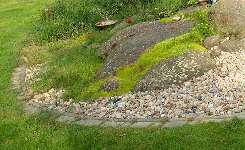 Obrzeża do trawników plastikowe czy betonowe