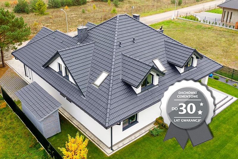 Jak uzyskać gwarancję na dachówki CREATON w wersji rozszerzonej?