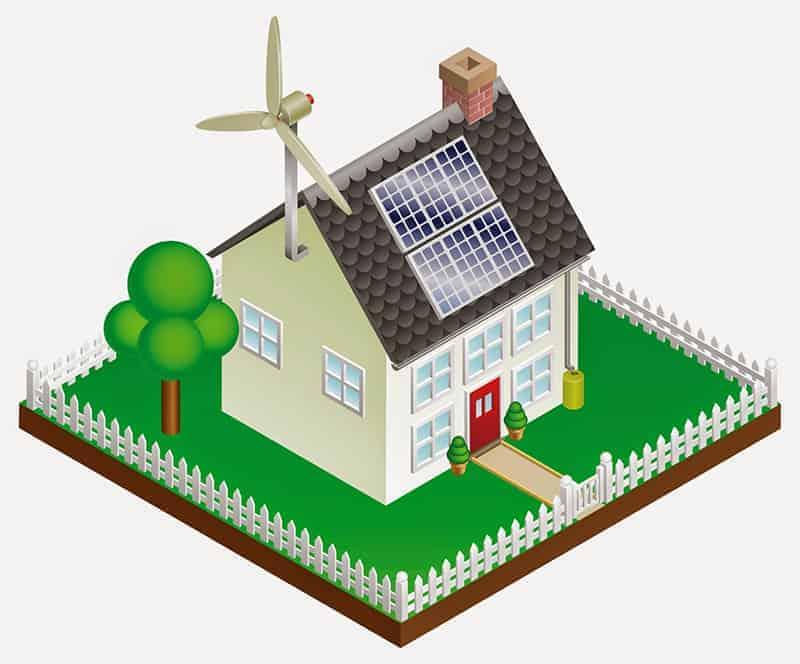 Elektrownia wiatrowa na użytek własny – elementy