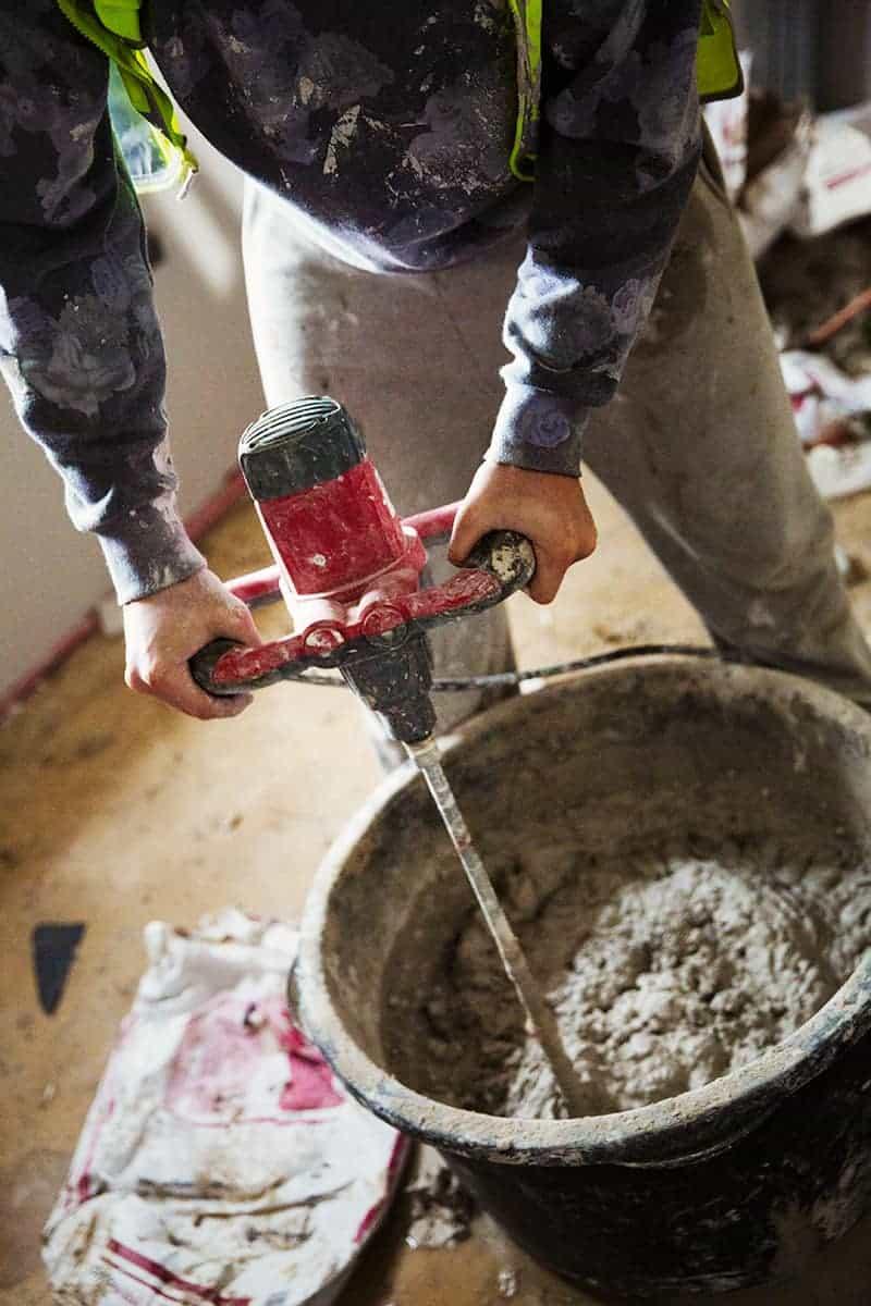 Tynk cementowo wapienny - zalety i wady