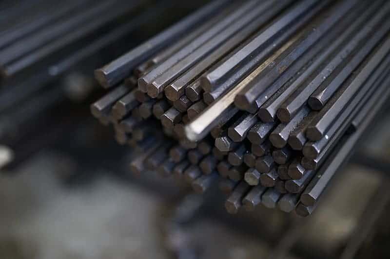 Wymiary oraz kształt stalowych elementów