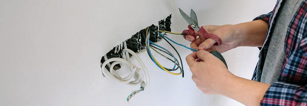przewody elektryczne kolory