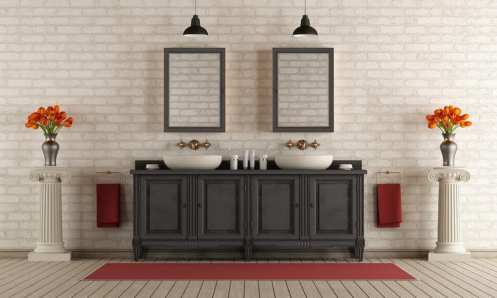 Szafka łazienkowa pod umywalkę – przegląd stylów