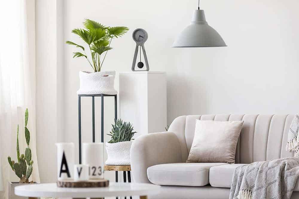 Ile kosztują lampy do salonu?