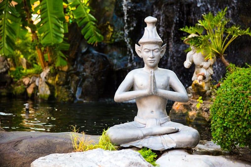 Rodzaje fontann ogrodowych