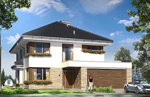 Wszystkie projekty domów