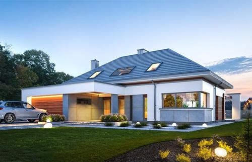 Nowe projekty domów