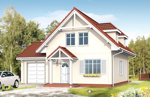 Projekty domów do zbliźniaczenia
