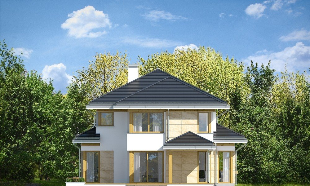 Dom z widokiem 5 - odbicie lustrzane