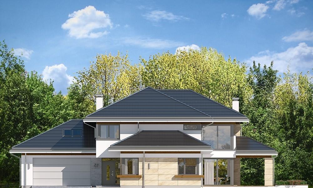 Dom z widokiem 6 - odbicie lustrzane