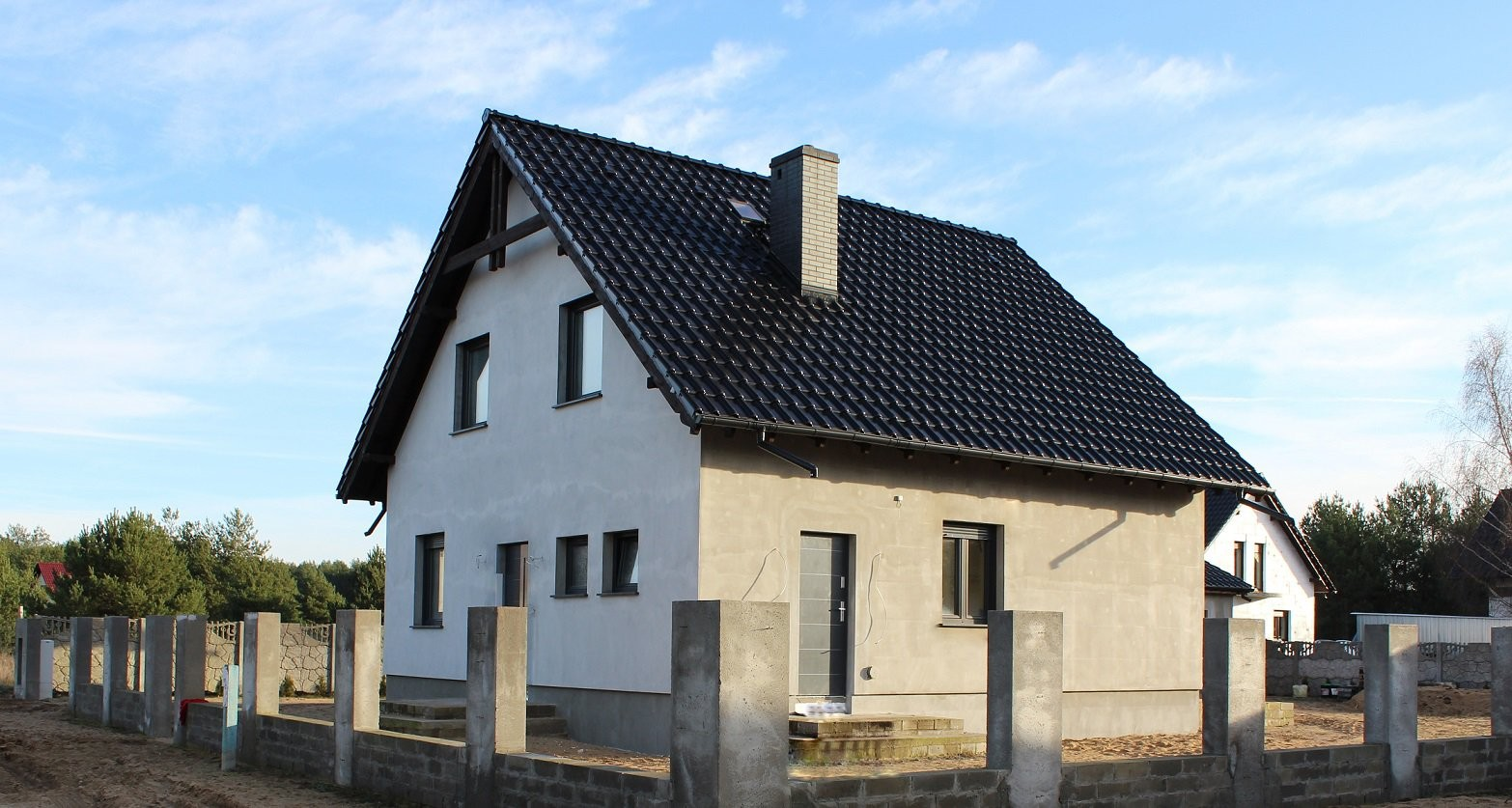 Realizacja domu Małgosia