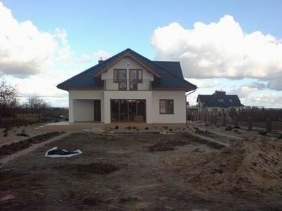 Realizacja domu Benedykt