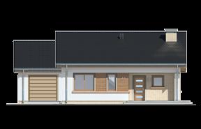 Projekt domu bonifacy wariant B