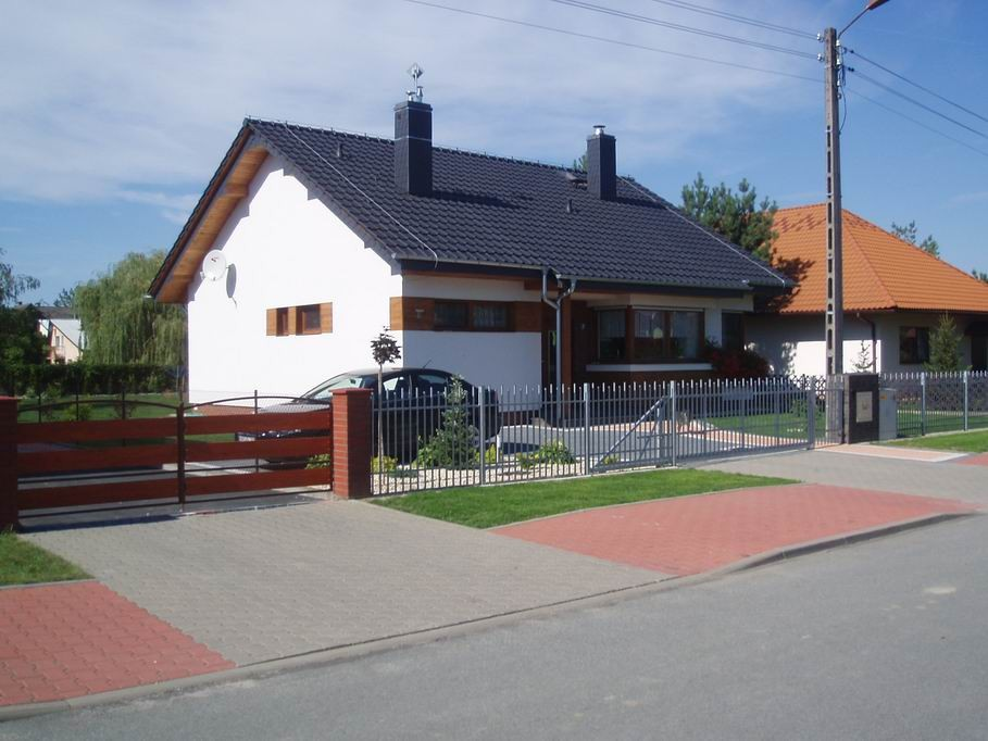 Realizacja domu Dom dla trojga