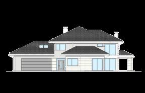 Dom z widokiem 3 wariant Ł odbicie lustrzane