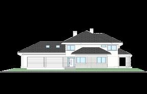 Dom z widokiem 3 wariant I odbicie lustrzane