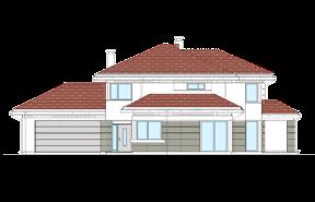 Dom z widokiem 5 wariant C