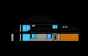 Dom z widokiem 6 wariant C