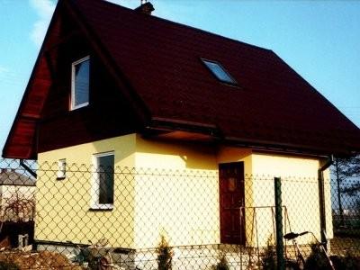 Realizacja domu Francik