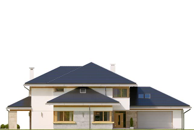 Dom z widokiem 4 - odbicie lustrzane