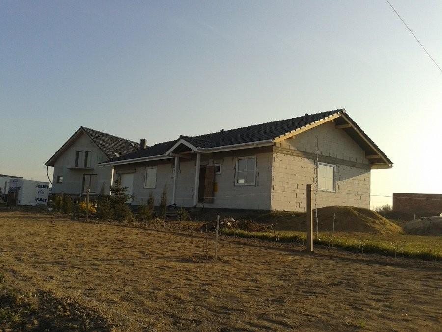 Realizacja domu Słoneczny z garażem