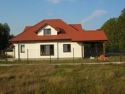 Realizacja domu Hornówek 2