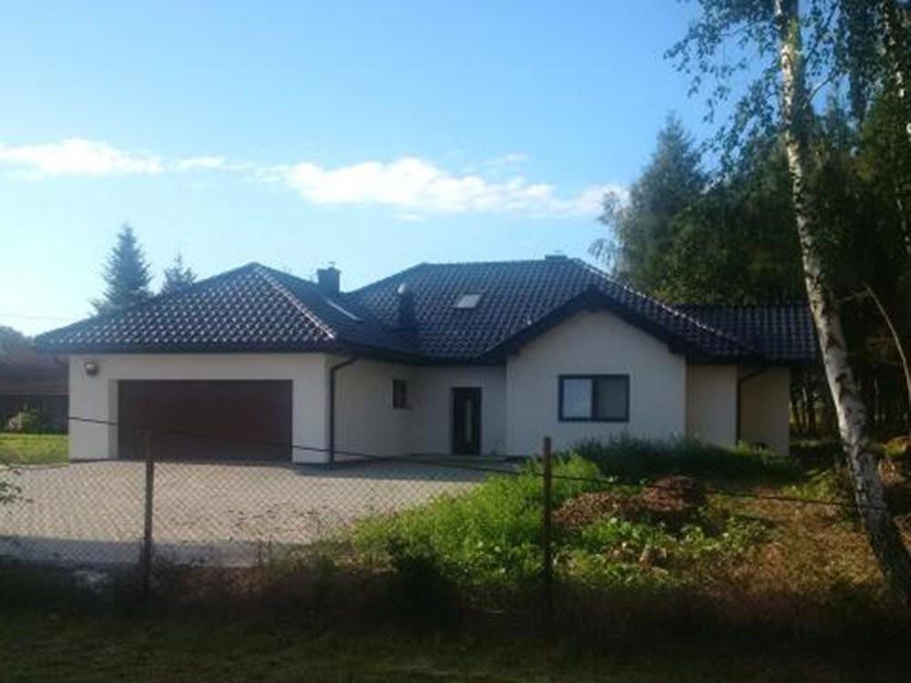 Realizacja domu Rozłożysty
