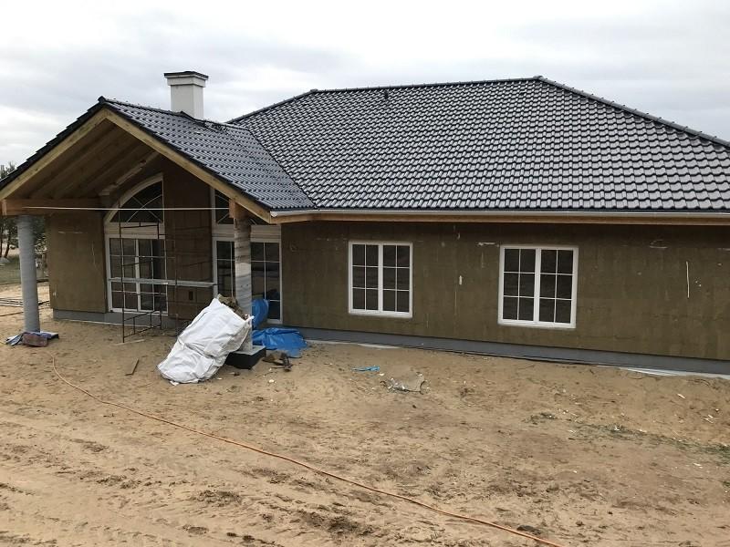 Realizacja domu Willa parkowa 3