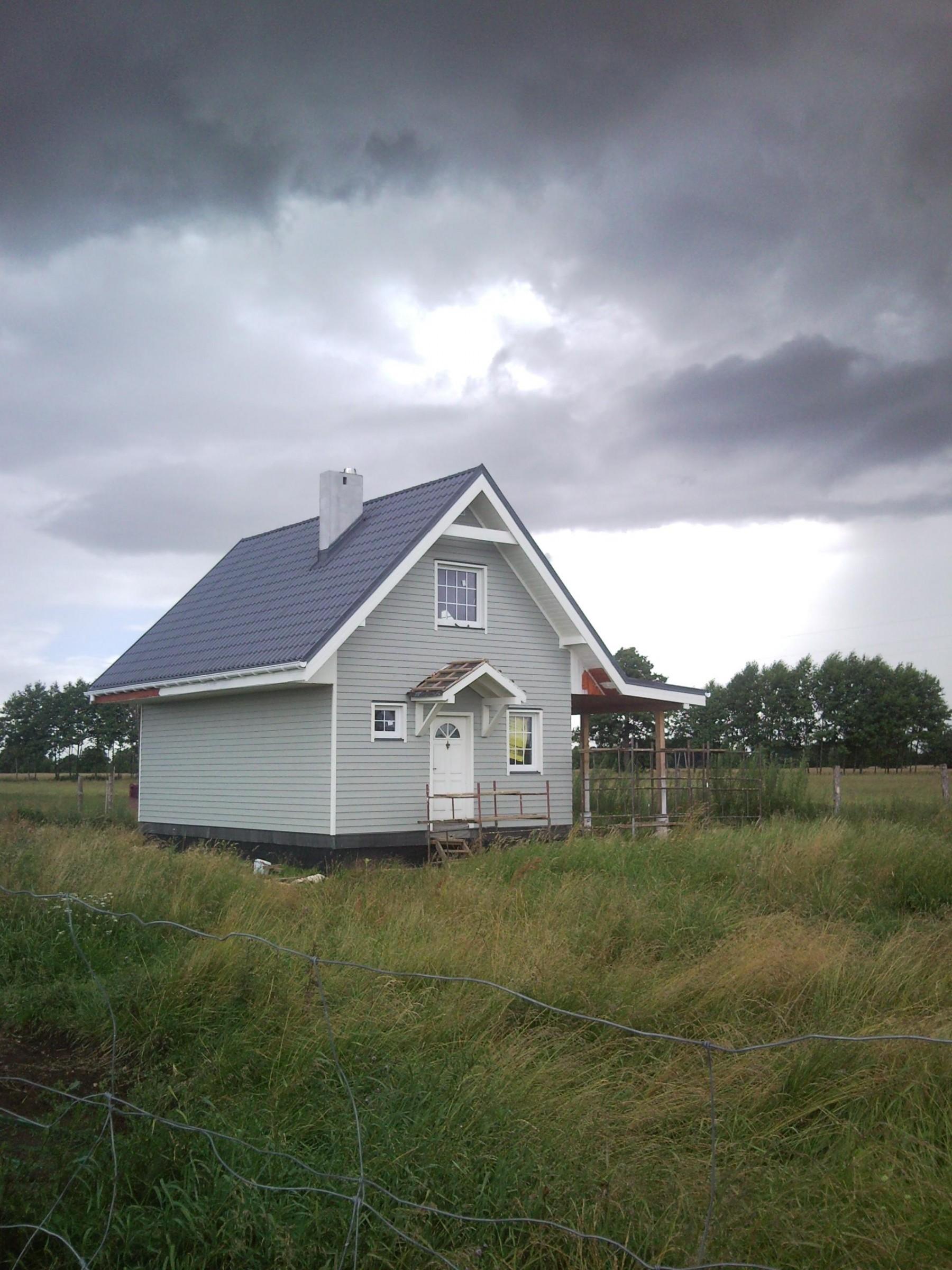 Realizacja domu Szarejka