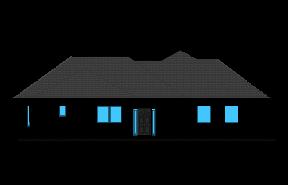 Komfortowy 2 wariant C wizualizacja lustrzane odbicie