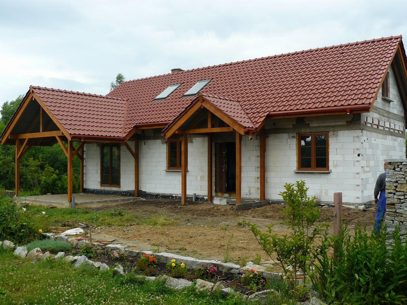 Realizacja domu Szczygieł
