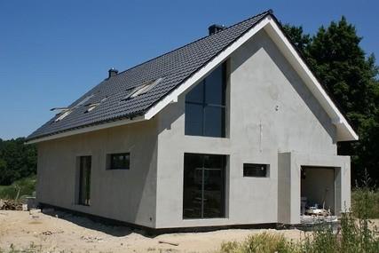 Realizacja domu Nowoczesny