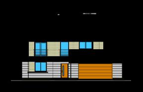 Opal 2 wariant B wizualizacja lustrzane odbicie