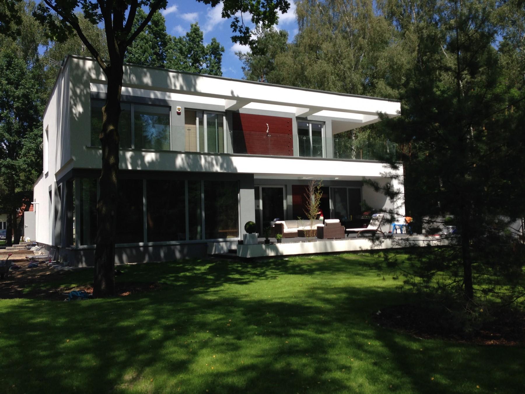 Realizacja domu Willa Słoneczna