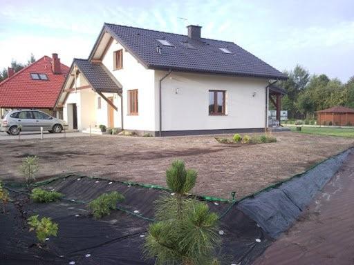 Realizacja domu Pchełka z garażem
